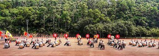 國慶表演,交通管制 圖/籌委會提供 ID-1079564