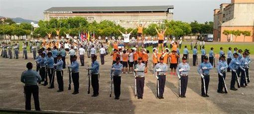 國慶表演,交通管制 圖/籌委會提供 ID-1079565
