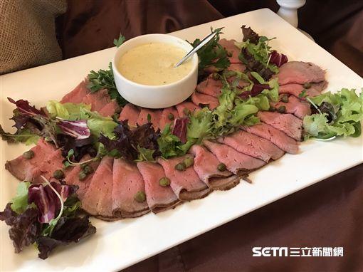 漢來海港米其林一星料理。(圖/記者簡佑庭攝) ID-1082998
