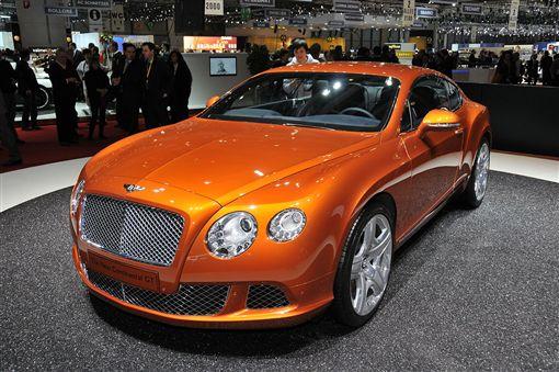 Continental GT(圖/翻攝自維基百科)