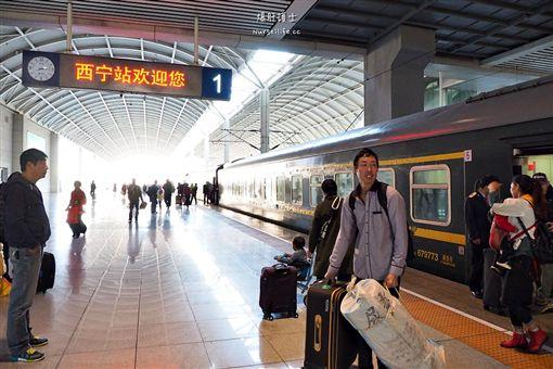 青藏鐵路 圖/文供稿:爆肝護士的玩樂記事