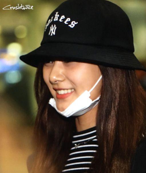 南韓人氣女團「TWICE」成員周子瑜 圖/推特