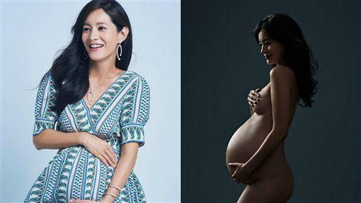 Janet,謝怡芬,寶寶,懷孕,產子,男嬰,生了(圖/翻攝自謝怡芬臉書)