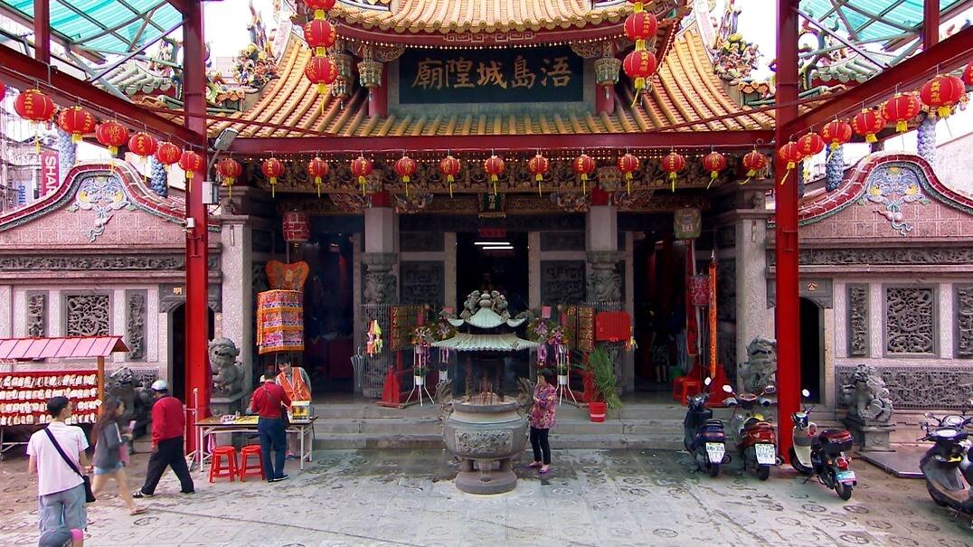 金門浯島城隍廟