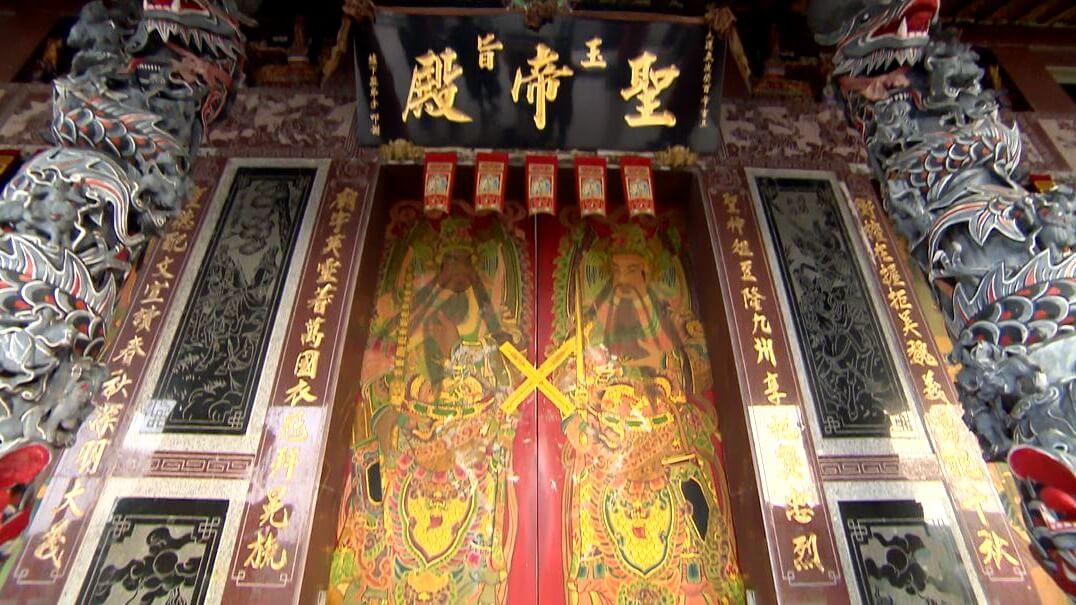 台南關廟聖帝殿