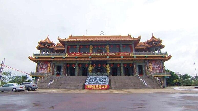 桃園護國宮