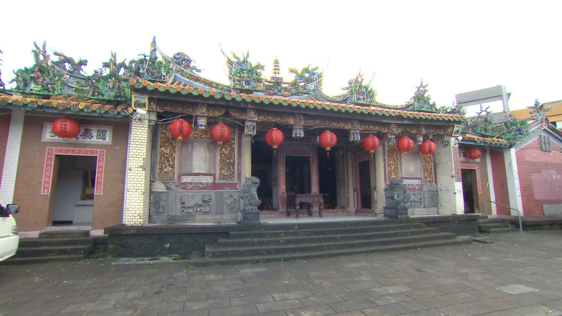 宜蘭二結王公廟