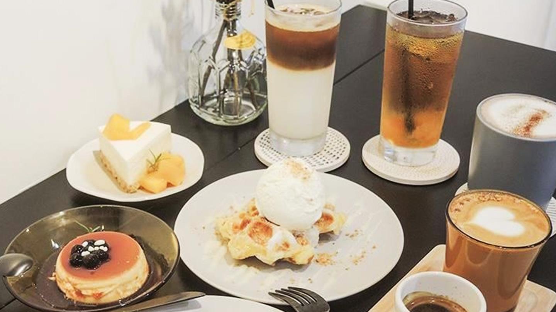 喝咖啡還能剪頭髮 ?複合式咖啡廳推出超好吃甜點!