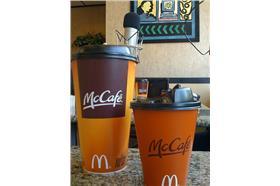 麥當勞咖啡