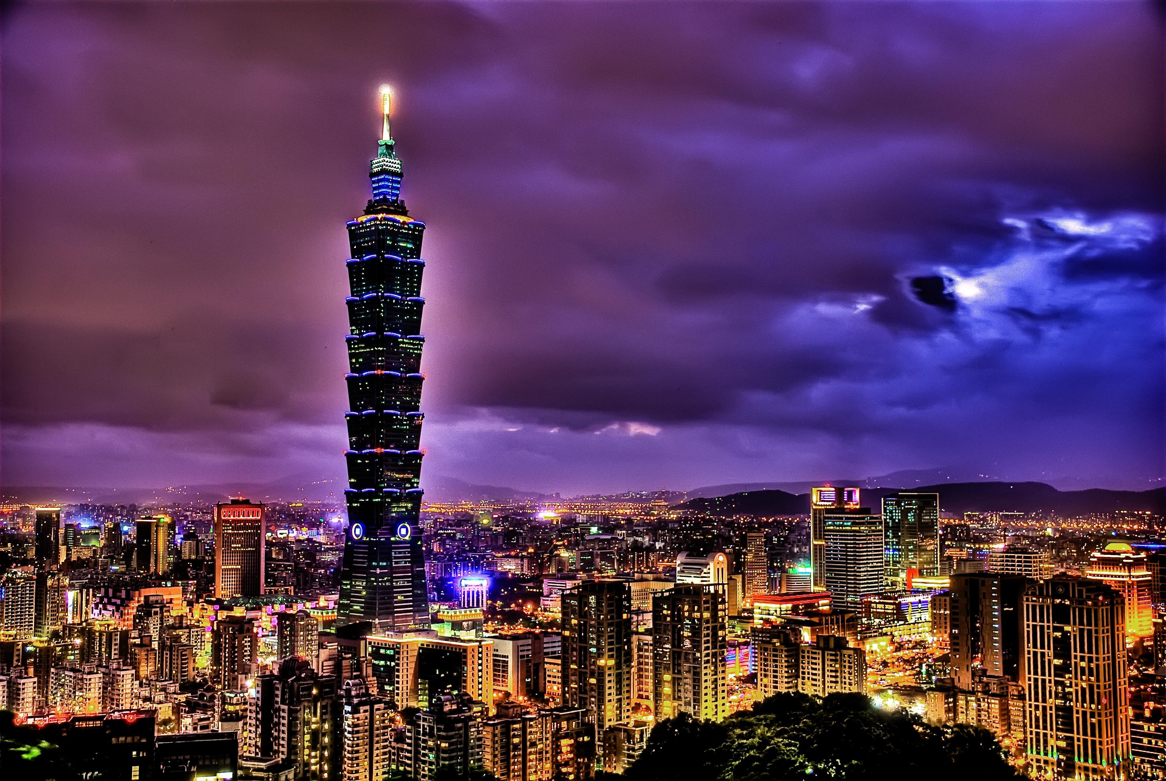 台北101(Flickr:Francisco Diez)