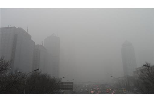 北京霧霾害空氣-維基