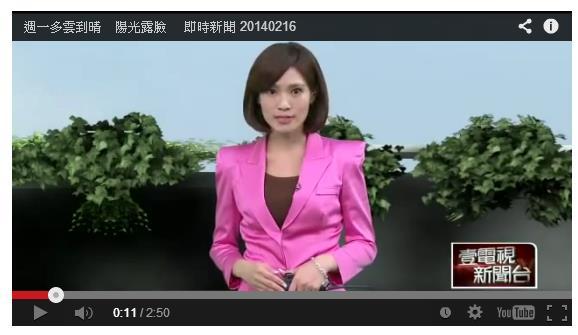 訪問林義雄咆哮 沒禮貌女記者遭肉搜