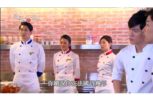 郭雪芙演活廚師 粉絲瘋朝聖劇中餐廳