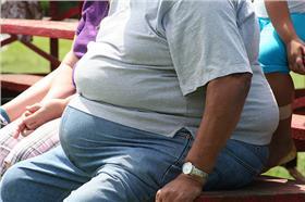 肥胖 (圖/Tony Alter, CC License)