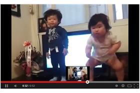男女童(youtube)