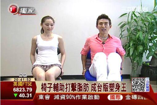 潘若迪vs.鄭多燕 瘦身操台韓PK