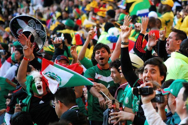 世足賽墨西哥-flickr-Celso Flores