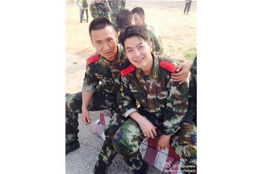 李威因病在台免役 對岸居然當中國兵