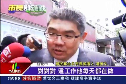 姚柯搶市長提名 連勝文坐壁上觀│三立新聞台