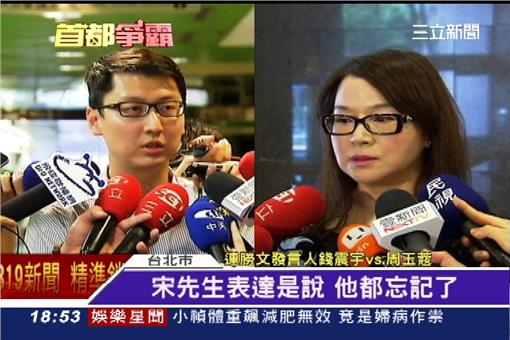 連勝文,周玉蔻,花花公子,宋耀明,錢震宇