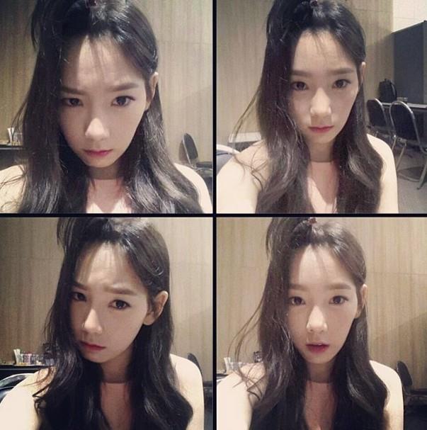 太妍-instagram