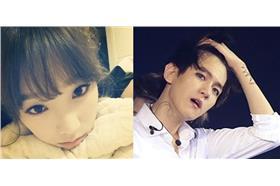 太妍-instagram+伯賢-臉書