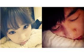太妍+伯賢-Instagram