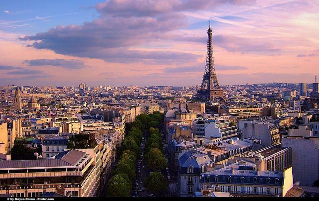 巴黎 來源:flickr cc
