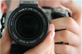 拍攝、相機-圖/www.flickr.com/photos/bigtallguy/