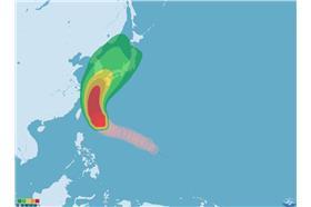 浣熊颱風-央氣