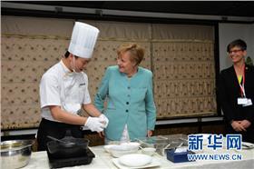 德總理訪問中國_新華網