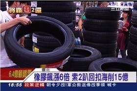 南港輪胎,輪胎,橡膠,陳啟清,索賄