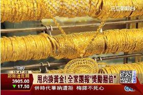 減肥換黃金1600