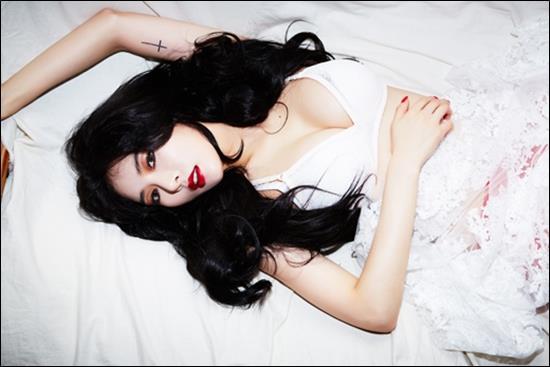 泫雅(圖/Cube Entertainment)