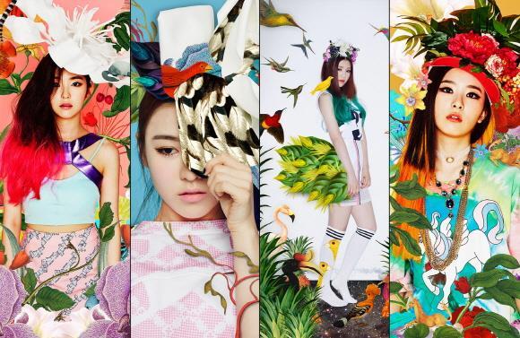 Red Velvet(圖/SM Entertainment)