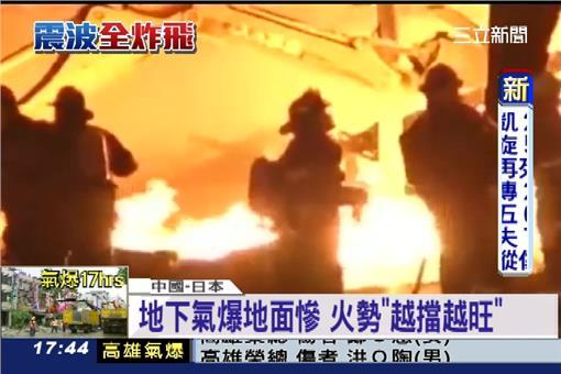 煉油廠爆炸