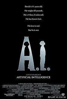 A.I.人工智慧-維基百科