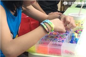 彩虹編織機