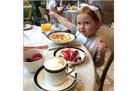 2歲炫富女  來源:pixiecurtis instagram