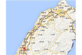 台中-GOOGLE MAPS