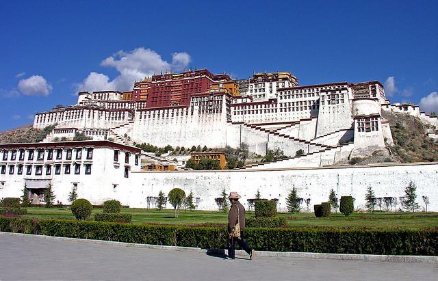 西藏/Dennis Jarvis Flickr
