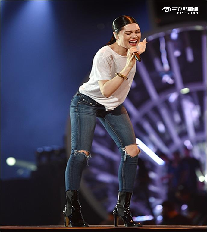 0823 MTV《美國音樂錄影帶大獎》JESSIE J彩排