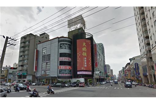 施家金大樓資產/google map
