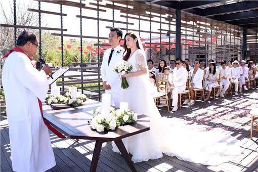 鍾鎮濤、阿B、婚禮-Kenny Bee 鍾鎮濤臉書