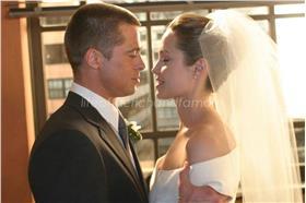 布裘.布萊德彼特和安潔莉娜裘莉結婚了!_Brad Pitt臉書