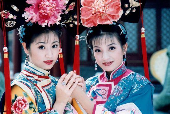 趙薇《還珠格格》-翻攝自南方網