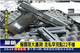 點22手槍