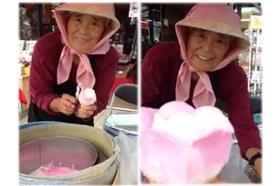 日本阿嬤花花冰淇淋/臉書