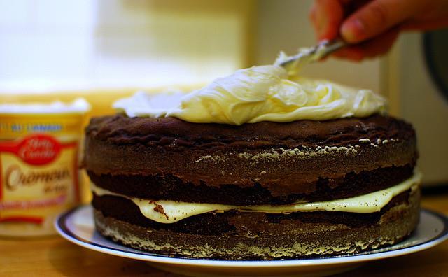 蛋糕/flickr