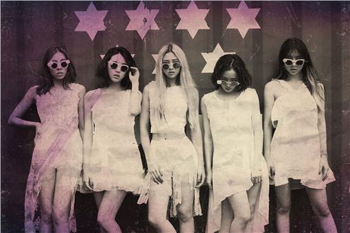 ladies code-圖/ladies code臉書